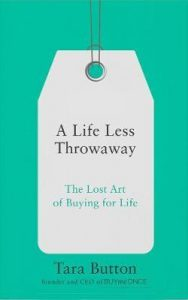 A life less throw away eco-friendly book